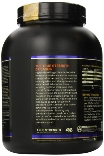 Zoom IMG-3 optimum nutrition gold standard caseina