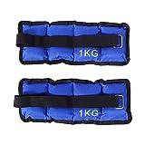 Cocoarm Gewichtsmanschetten Verstellbares Fußgelenkgewichte Set Fuß Handgelenkgewicht Manschetten...
