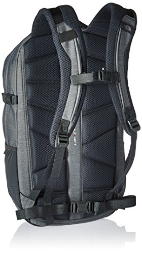 The North Face Erwachsene Rucksack Iron Peak TNF Dark Grey Heather/TNF Medium Grey Heather