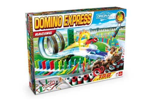 Goliath - Domino Express Evolution Racing 150 Dominos 118-80848