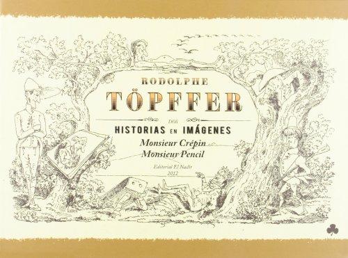 Monsieur Crépin. Monsieur Pencil: dos historias en imágenes (DePaso)