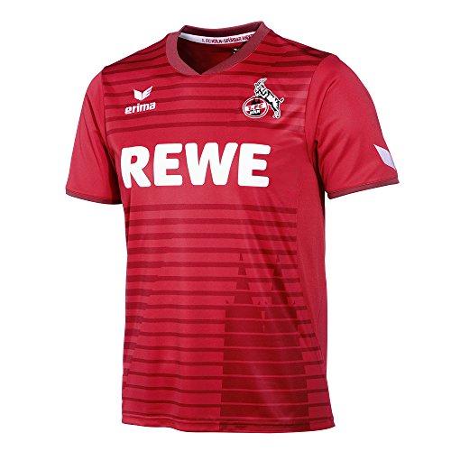 Erima 1.FC Köln Trikot Away 2017/2018 Kinder 140 (Neue Fußball Tt)