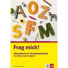 Frag mich!: Wörterbuch mit CD-ROM Klasse 1-4