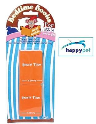 (Happy Pet) Bedtime Books Small Animal 100% Edible Books 2pk [45610] - inexpensive UK light shop.