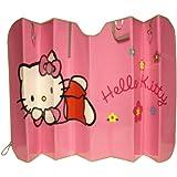 Hello Kitty 077352 Pare-Soleil avant Aluminium Isolant XL