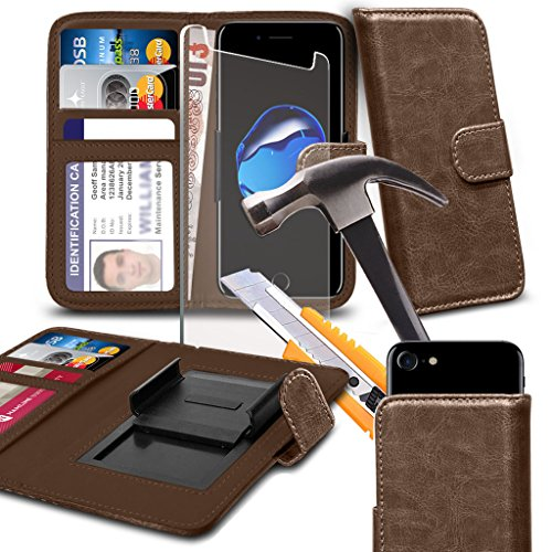 phone-accessories-pack-wallet-tempered-glass-brown-1527-x-76-case-for-fusion5-gen-ii-case-cover-pouc