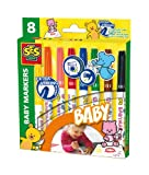 SES creative 00299 - Baby Marker 8 Farben