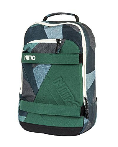 Nitro Snowboards Rucksack Axis Pack FRAGMENTS GREEN