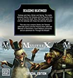 Malifaux Twisted Alternatives - Tortoise and the Hare