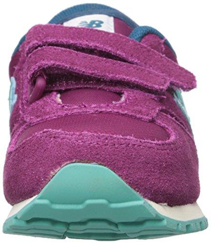 Calzature sportive per ragazza, colore Borgogna , marca NEW BALANCE, modello Calzature Sportive Per Ragazza NEW BALANCE KE420 PAI Borgogna Borgogna