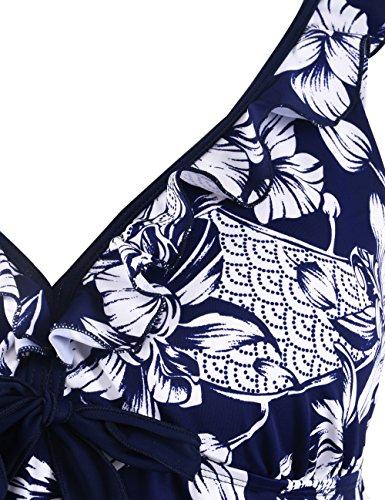 Rocorose -  Coordinato  - Paisley - Donna White Flower