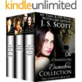 The Changeling Encounters Collection: The Complete Box Set
