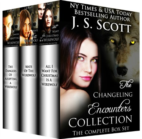 The Changeling Encounters Collection: The Complete Box Set (English Edition)