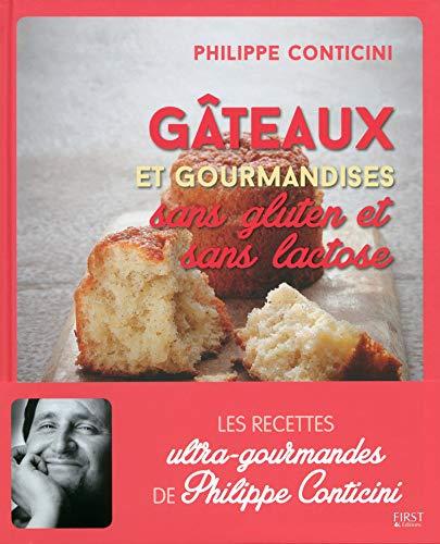 Gâteaux et gourmandises sans gluten et sans lactose