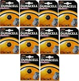 Duracell CR2032 3V Lithium Coin Cell Battery - Black