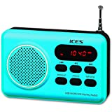Ices IMPR-112 Radio/Radio-réveil