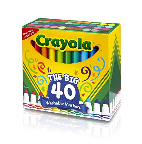 crayola-broad-line-ultra-clean-washable-markers-40-count-by-crayola