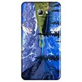 Bhishoom Designer Printed Back Case Cover for Samsung On5 (2016) New Edition For 2017 :: Samsung Galaxy On 5 (2017) (Scenery :: Snow :: Mountain :: Waterfall :: Scennic)