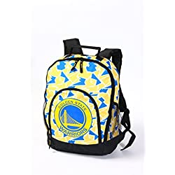 NBA Team camuflaje Backpack, Golden State Warriors