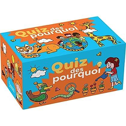 Le Quiz des Pourquoi des 4-7 ans