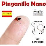 Pinganillo Nano Oculto Para Examenes