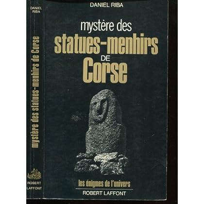 Mystère des statues-menhirs de Corse