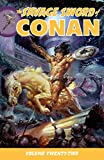 Savage Sword of Conan Volume 22 (The Savage Sword of Conan)