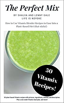 The Perfect Mix: How to Use Vitamix Blender Recipes to Ease Into a Plant-Based Diet (that sticks) (English Edition) par [Gale, Lenny]