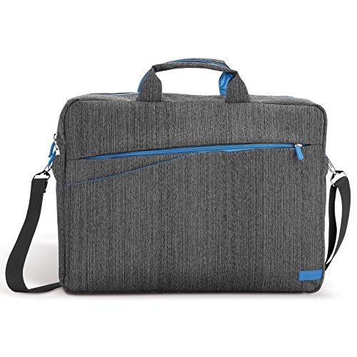deleyCON Notebooktasche  bis 17″ - 2