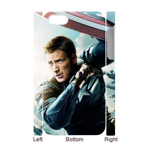 LP-LG Phone Case Of Captain America For Iphone 5C [Pattern-6] Pattern-6