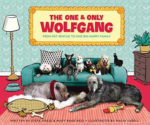 fgang: From pet rescue to one big happy family (English Edition) ()