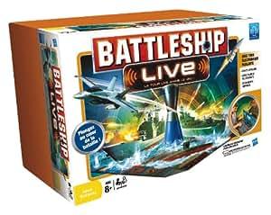 Hasbro - 196541010 - Jeu de Société - Battleship Live