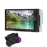 'lqy universale auto multi Media Radio 7HD touch screen 2DIN auto MP4MP5Player supporta FM Bluetooth TF scheda telecamera per la retromarcia