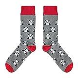 CUP OF SOX - Pandas/Tiere / Bär - Socken in der Tasse - Herren und Damen Baumwolle Freizeit Socken (37-40)