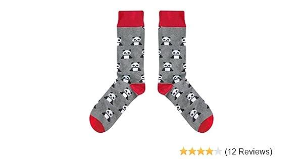 Pandas//Tiere//B/är CUP OF SOX Baumwolle Lustige Socken in der Pappbecher Perfekt als Geschenk f/ür M/änner und Frauen