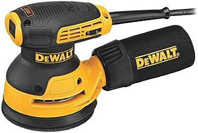 DeWalt DWE6423-QS - Lijadora Rotorbital 280W - Ø 125mm - 12.000 opm Electrónica