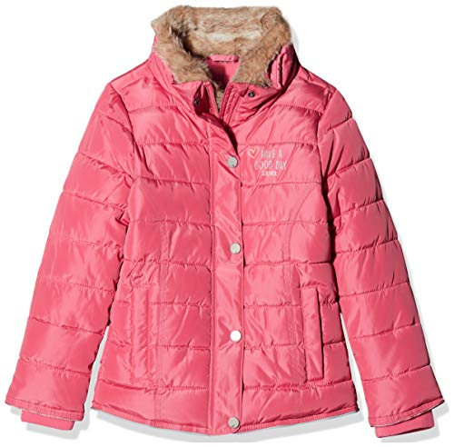 s.Oliver Mädchen 58.908.51.3989 Jacke, Rosa (Pink 4543), (Herstellergröße: 116)