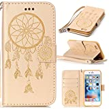 Best Covers For Iphone 6 Plus - Bangcool iPhone 6 Plus Wallet Case Skull Flower Review