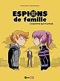 Telecharger Livres Espions de famille Tome 05 L espionne qui m aimait (PDF,EPUB,MOBI) gratuits en Francaise