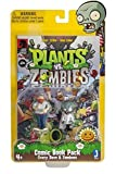 Plants vs Zombies Comic Book Pack Action Figure, 3' by Plants vs Zombies