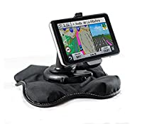 Navitech Garmin Nuvi Dashboard Friction Mount With Clip For The Garmin Drive 51 LMT-S