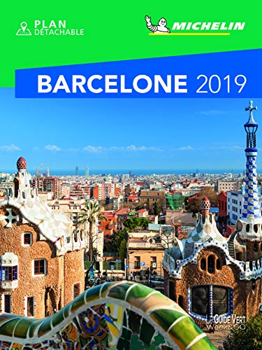 Guide Vert Week&GO Barcelone Michelin 2019