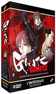 Gantz - Intégrale - Edition Gold (5 DVD + Livret) [Édition Gold] [Édition Gold]