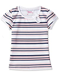 Max Girl's Regular Fit T-Shirt