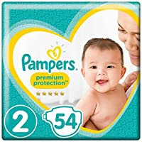 Pampers Premium Protection New Baby Gr.2 Mini 3-6kg Value Pack