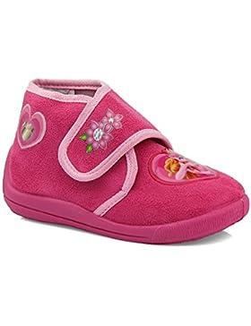 Disney Princess, Pantofole Bambine Rosa Rosa
