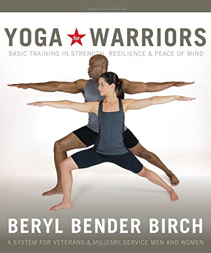 Yoga for Warriors Cover Image