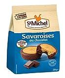 St Michel Savaroises au bon chocolat x8 en sachet individuel 220g