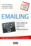 Emailing - Email marketing, Newsletter, Smart data Sms, Réseaux sociaux...
