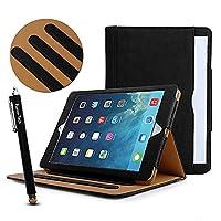 iPad Pro Case FusionTech® - Luxury Tan Leather Case for iPad Pro [12.9
